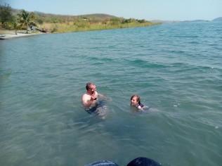P E Swim